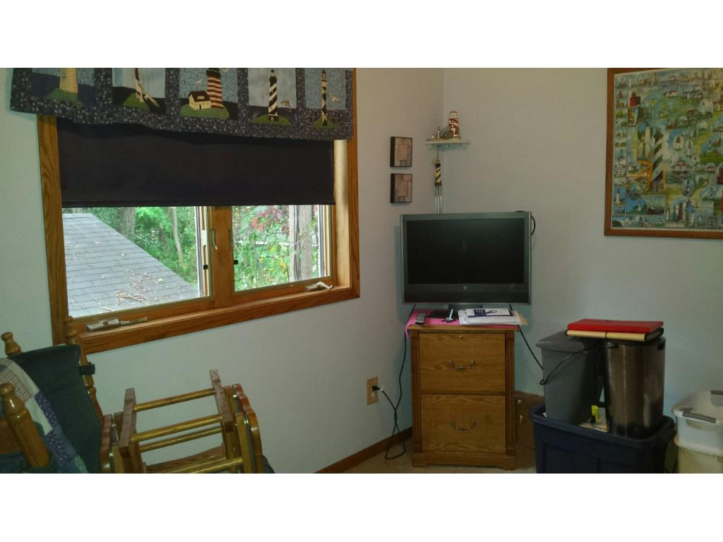 UPPER LEVEL BEDROOM OF SINGLE FAMILY HOME