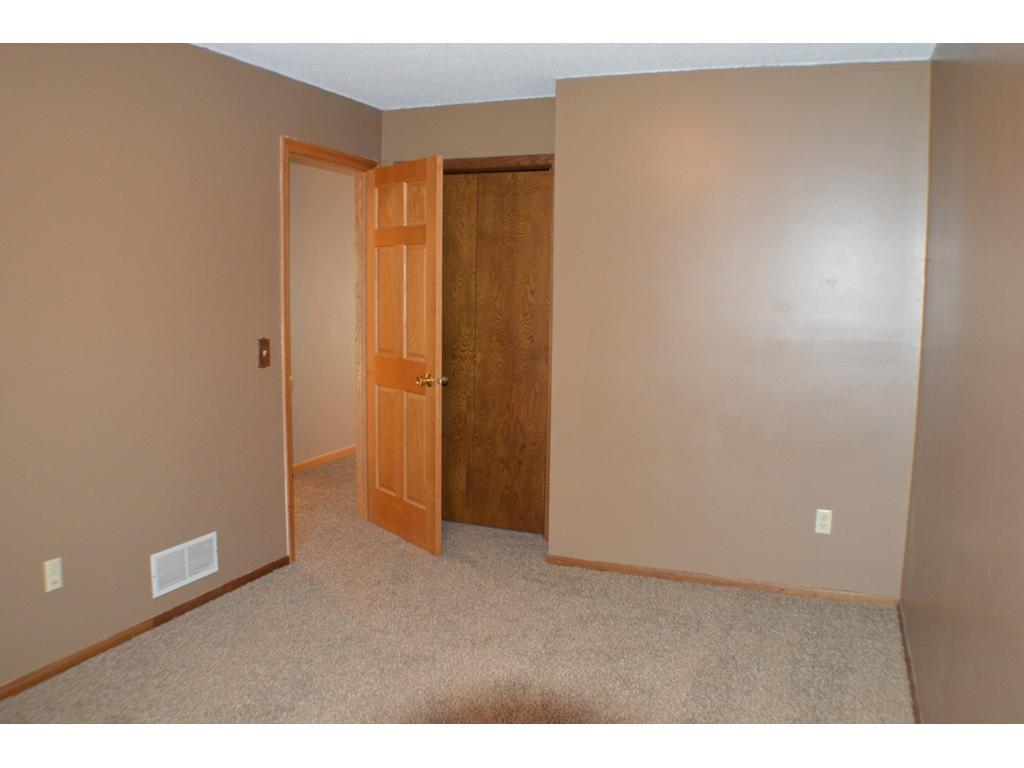 Bedroom two closet.