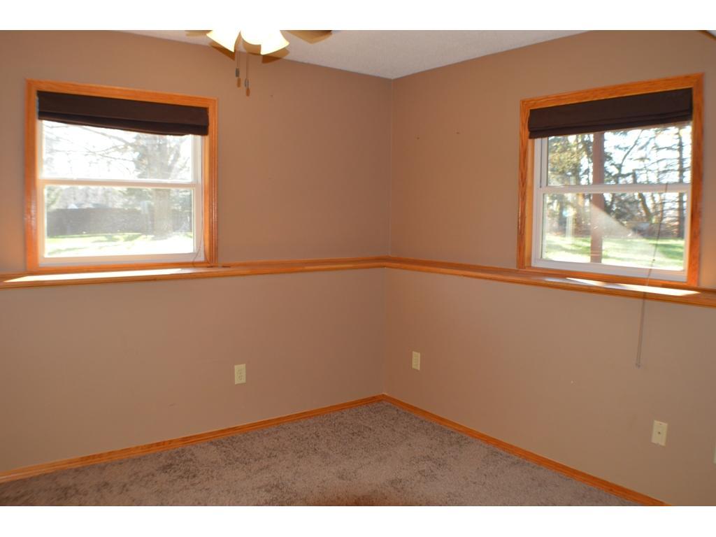 Bedroom 4 also has two big, bright windows!