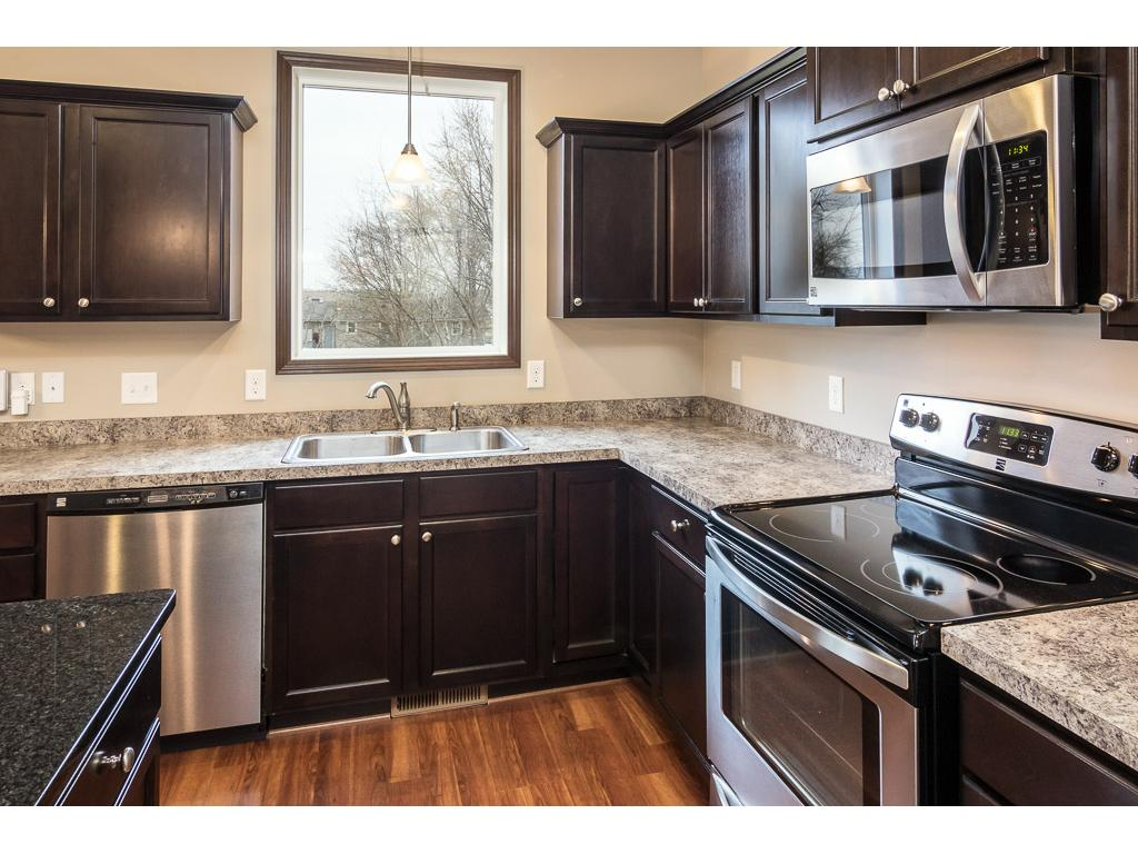 Granite countertops!