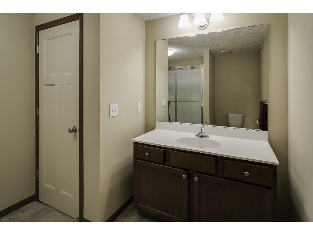 Lower level 3/4 Bathroom
