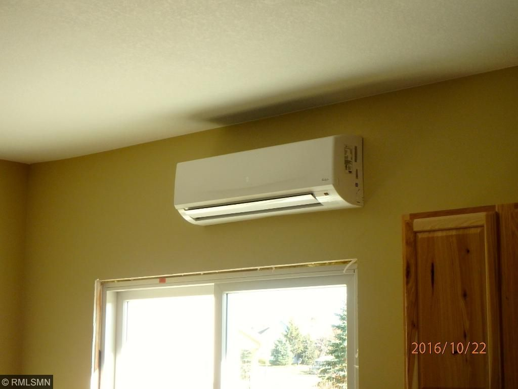 Duct less AC