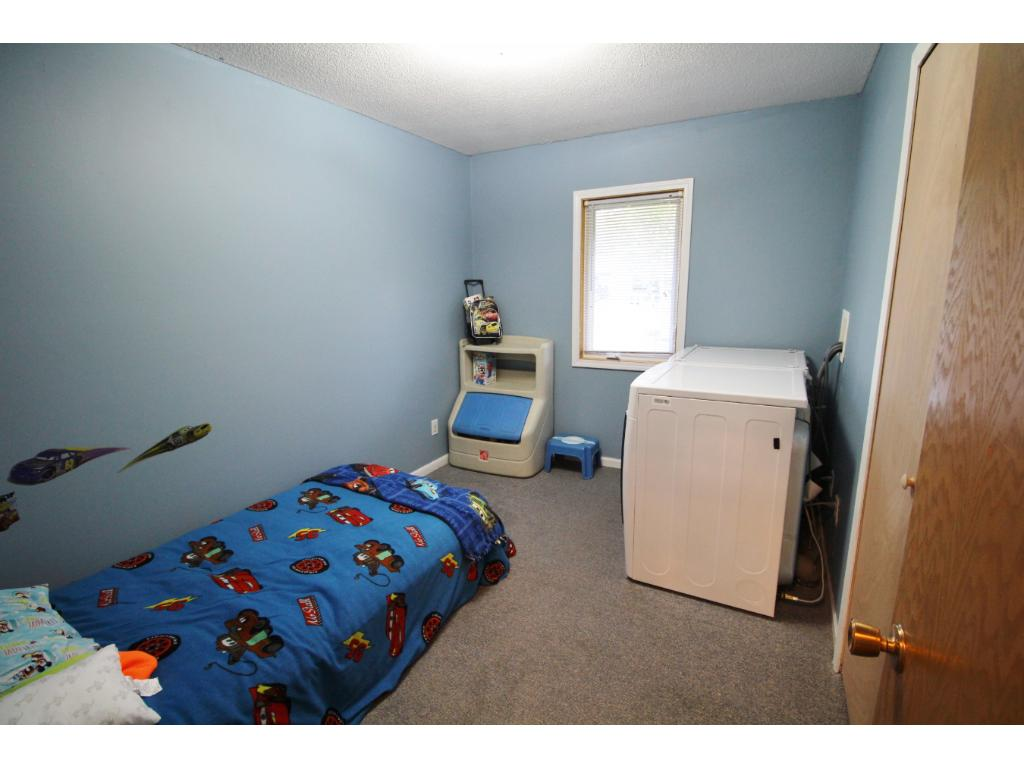 seller will move the washer & Dryer to lower level laundry room at buyers request.
