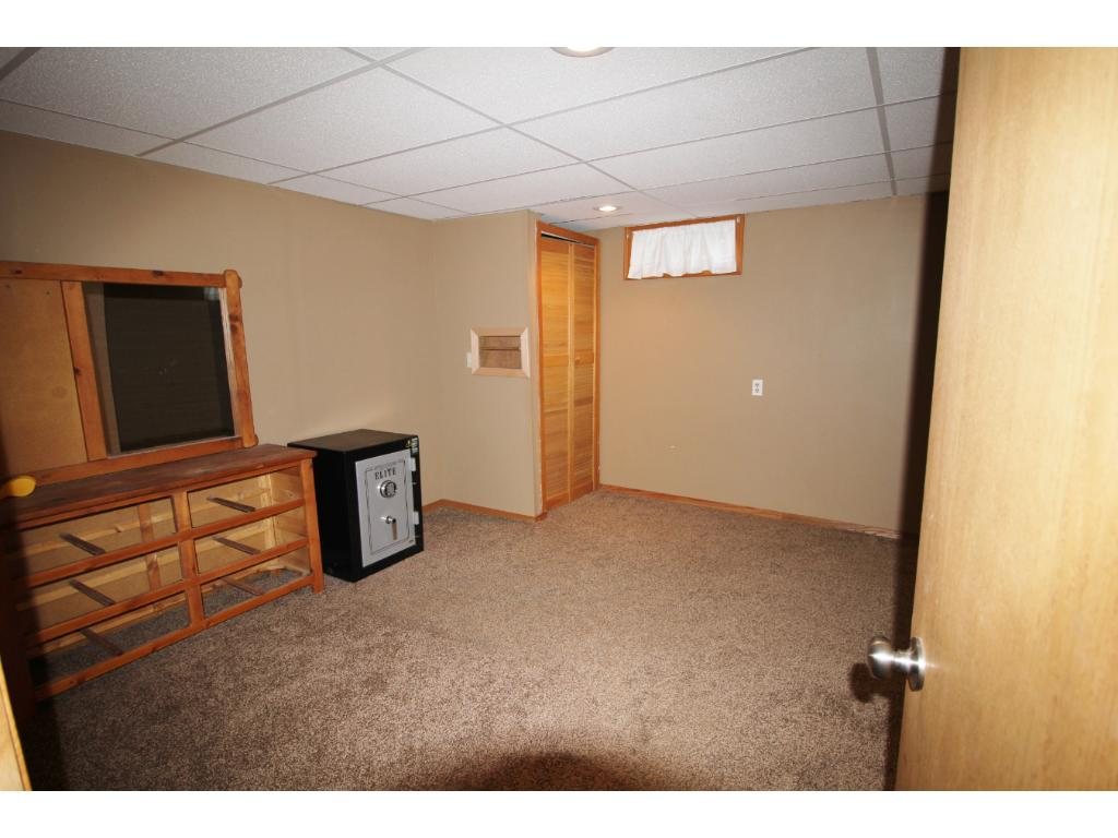 This is a shot of the lower level Den.
