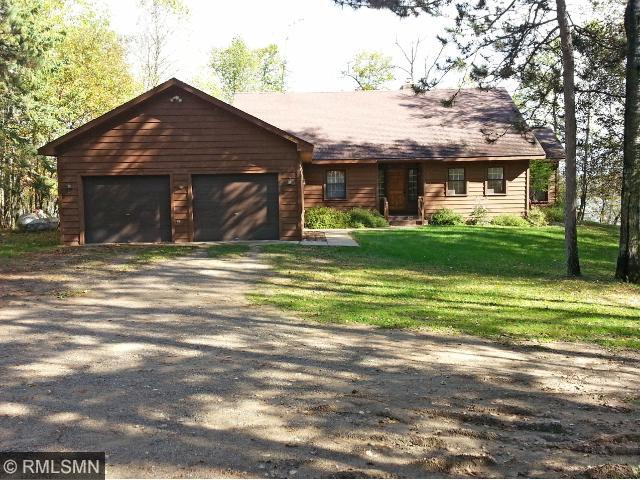 As you drive into home you are greeted by towering pines on 2.8 acres