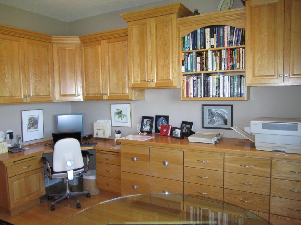 Office, main level