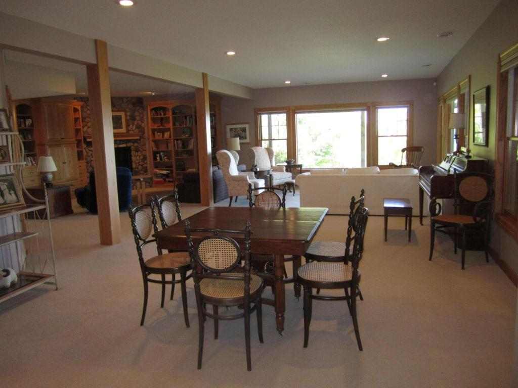 Family room in LL