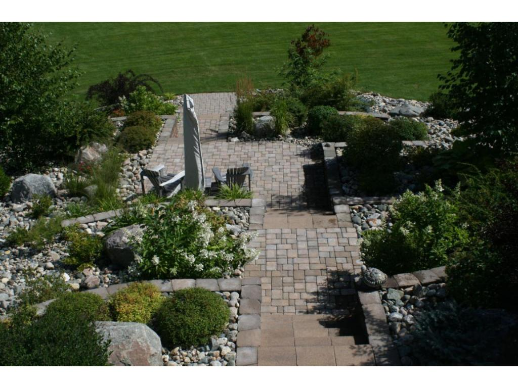 Patio/Landscaping