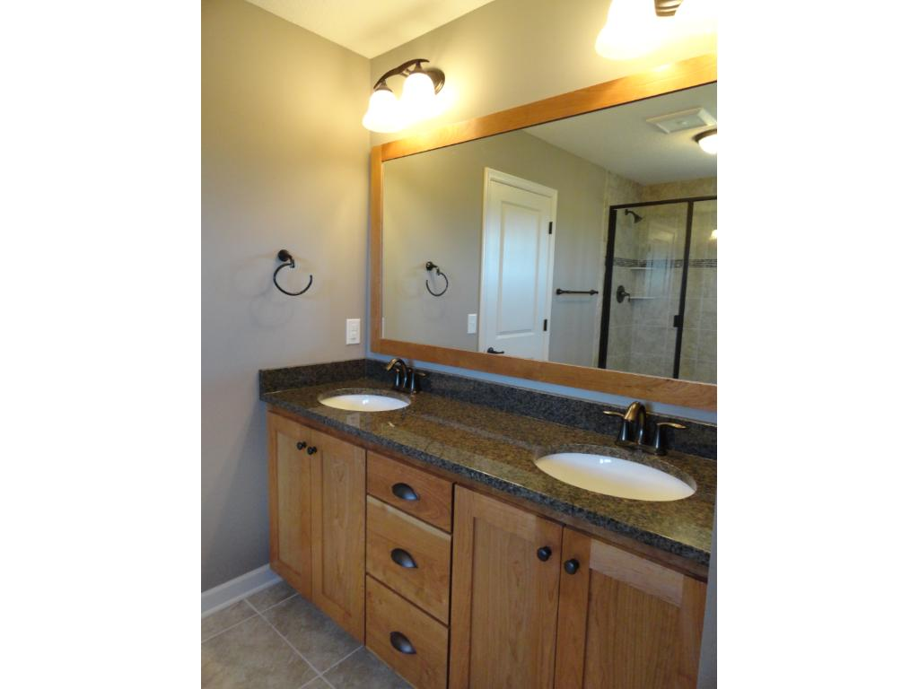 Owners Bath vanity photo from a similar home