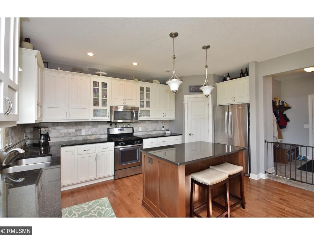 You will love this breathtaking kitchen with all the bells and whistles.