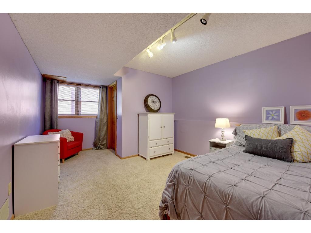 4 bedrooms adapts to growing family's needs.