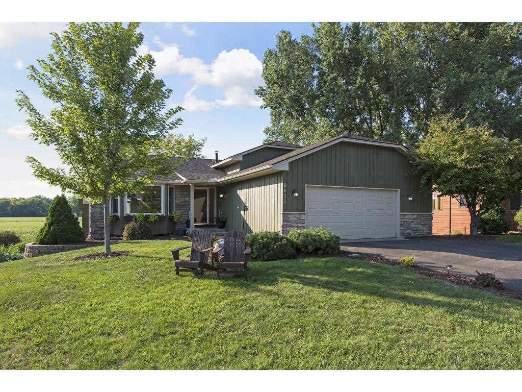 This well maintained gem offers tons of curb appeal!