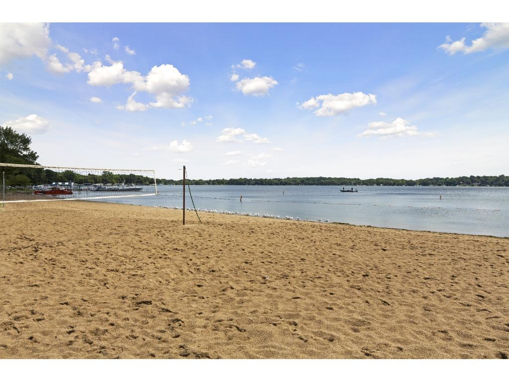 Within walking distance to beaches and the Dakota Trail -- this is one you won't want to miss!