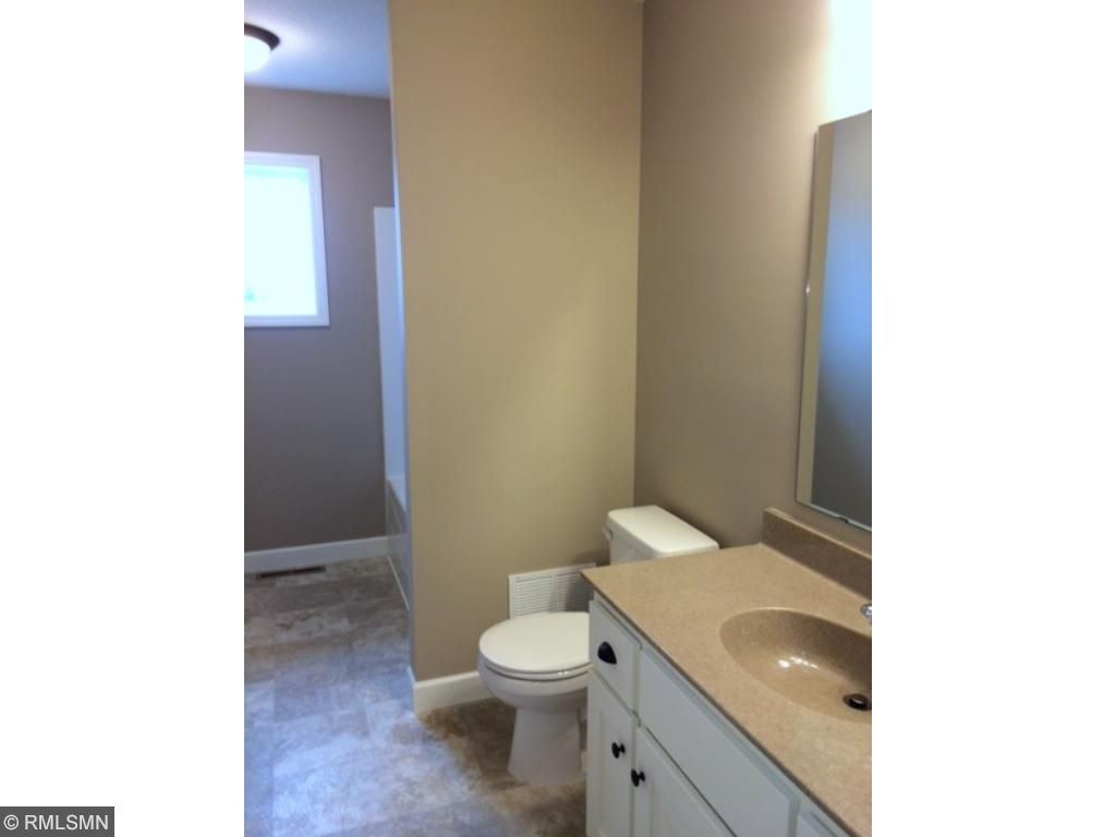 Main bath upstairs. You will be pleasantly surprised by the size of this bathroom. No cramped feeling in here.