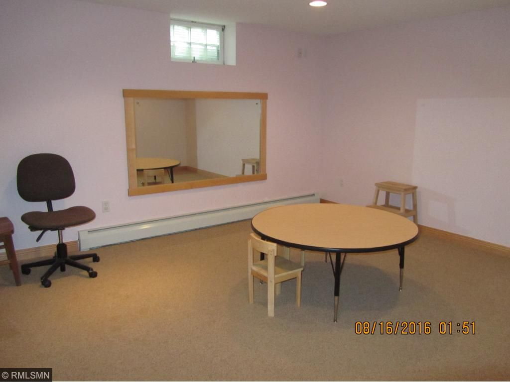 Game room/office/crafts, use your imagination