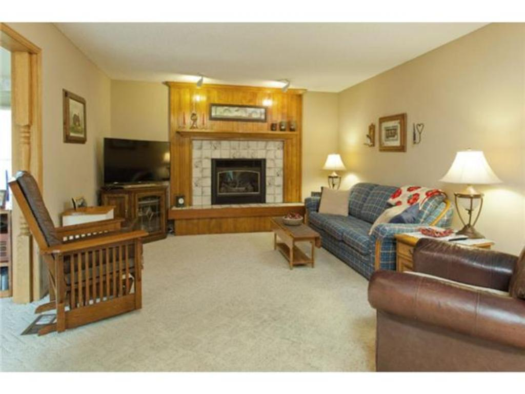 Great for entertaining as the main floor family room is right off the kitchen