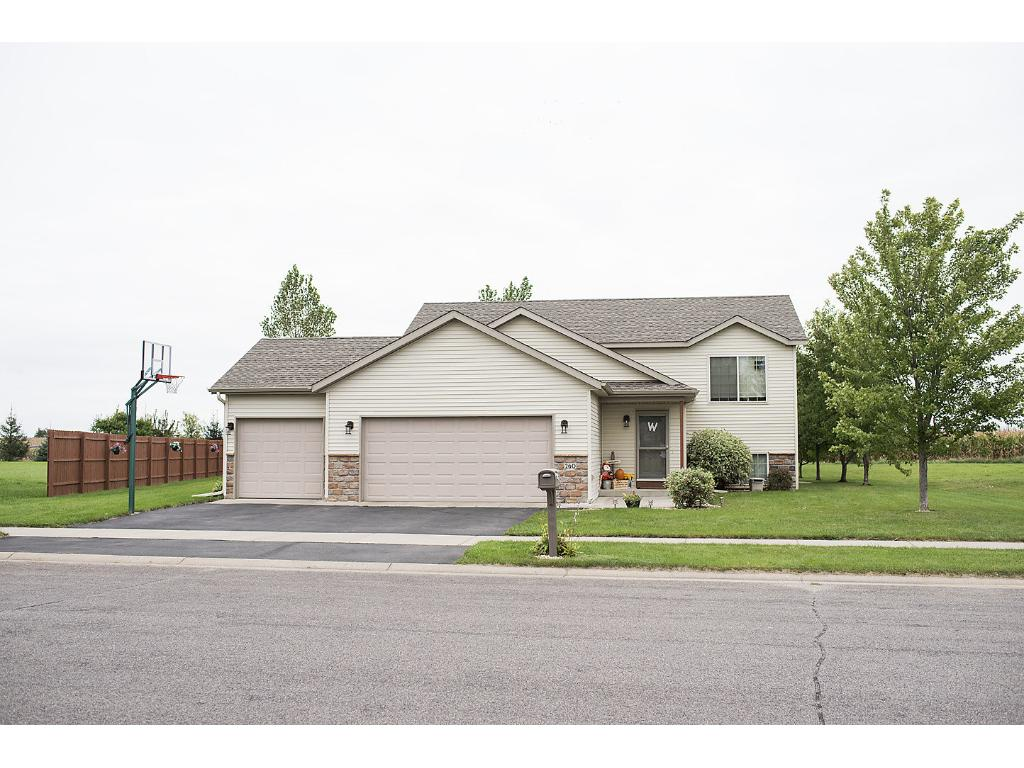 Well-maintained home with NO backyard neighbors within walking distance of Kimball Schools.