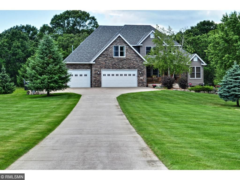 Magnificent custom built 2 story well cared for paradise!