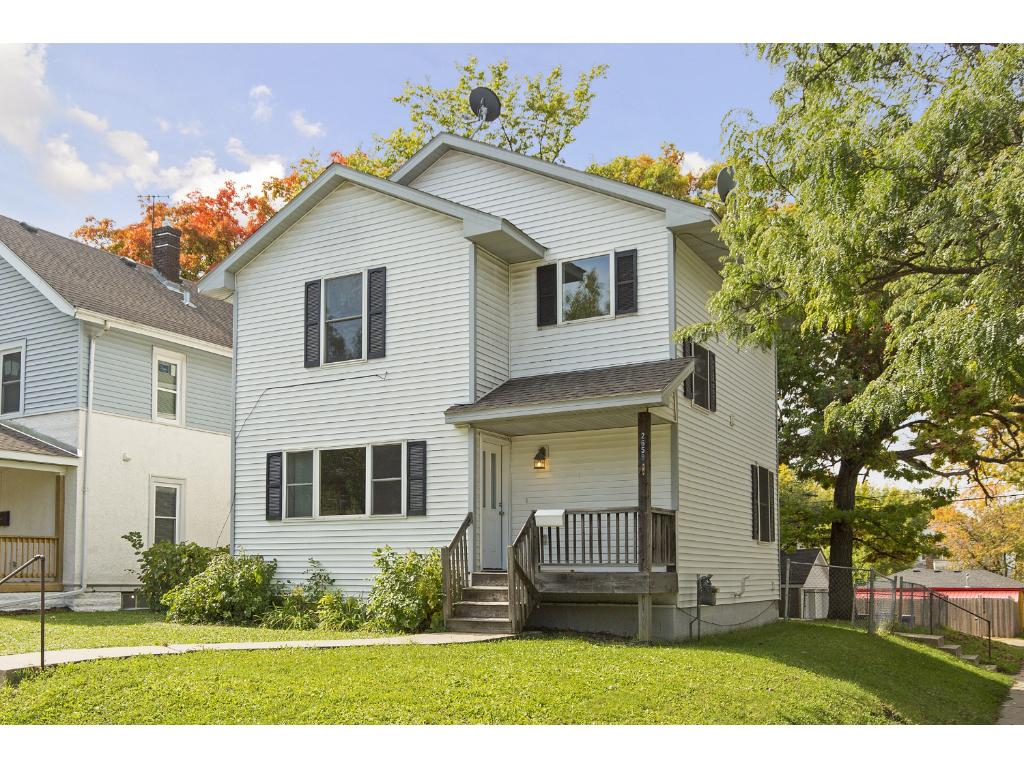 Welcome to 2655 Dupont.  Enjoy the newer construction quality of this 2003 built house.