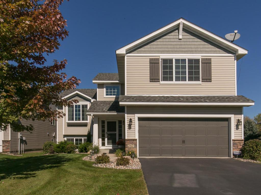 Welcome home to 2671 Lower 147th Court West in Rosemount.