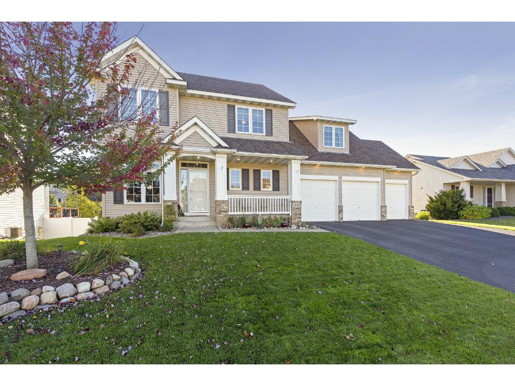 Welcome to 2686 148th St W.  Situated in a quiet and peaceful neighborhood in Rosemount, MN and awarding-winning ISD 196.