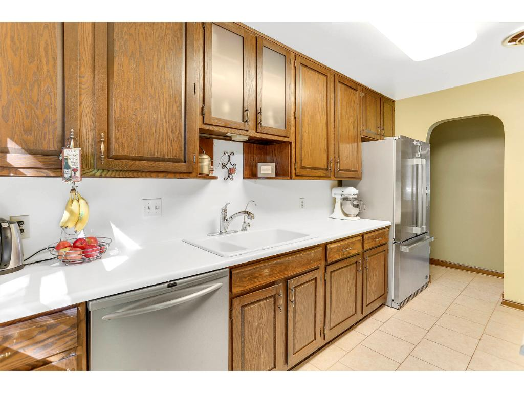 A High-End Water Purification System provides purified water to the Galley Kitchen and the entire home! The Kitchen also includes a Stainless Steel Dishwasher, Garbage Disposal and a Stainless Steel Microwave, with a hood that vents to the exterior!