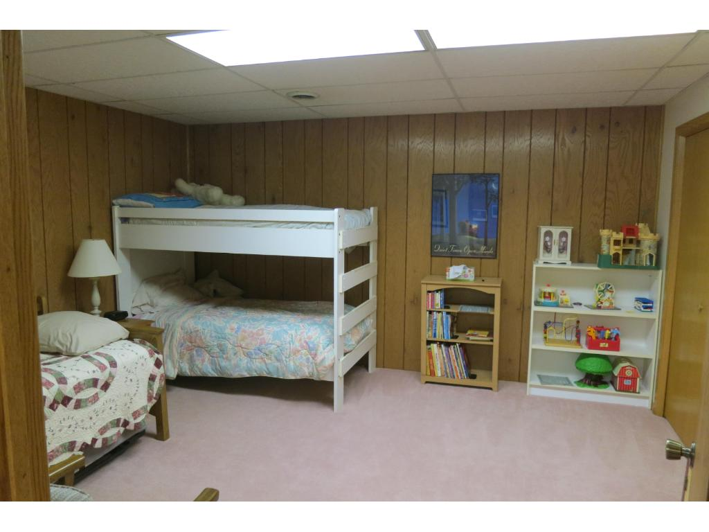 Another Lower Level Non Conforming Bedroom. Currently 4 Rooms Being Used As Bedrooms In Lower Level.