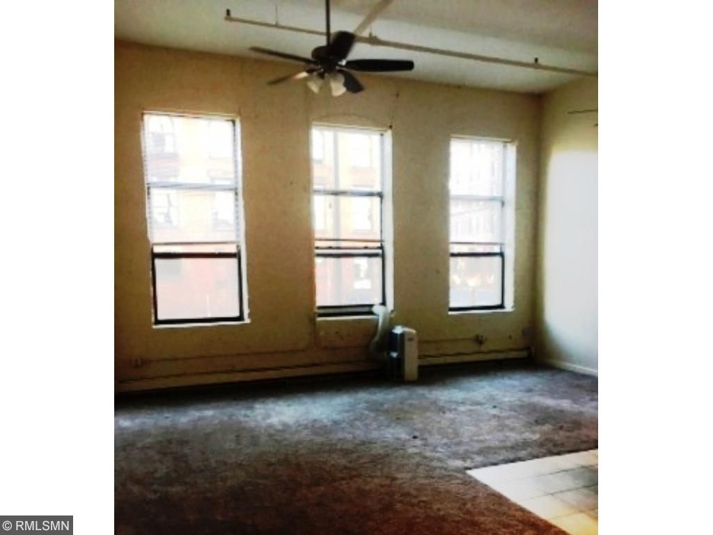Large Windows Facing East for Good Morning Light, Window Treatments and AC Unit Included in Rent