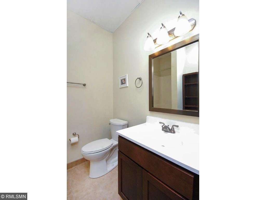 Huge 3/4 Bathroom with 18' Exposed Ceilings