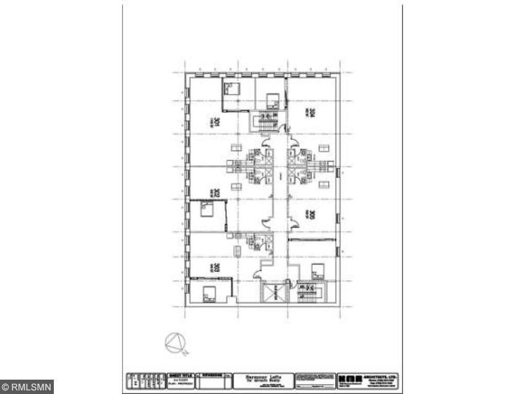 3rd Floorplan