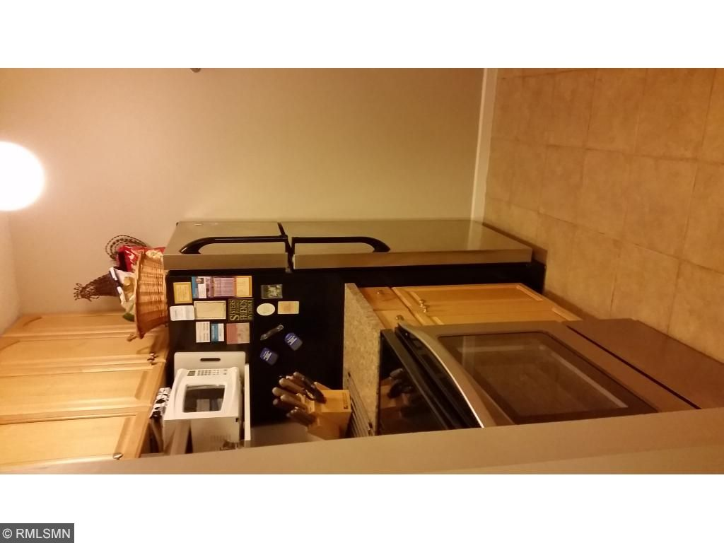 New kitchencabinetry, appliances, counter tops and flooring, all professionally finished