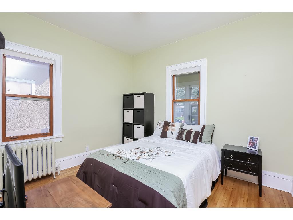 Bedroom on main floor