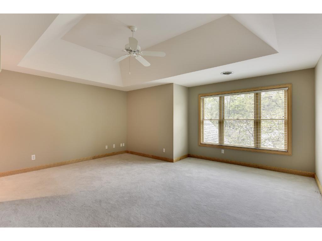 Owner's suite bedroom!