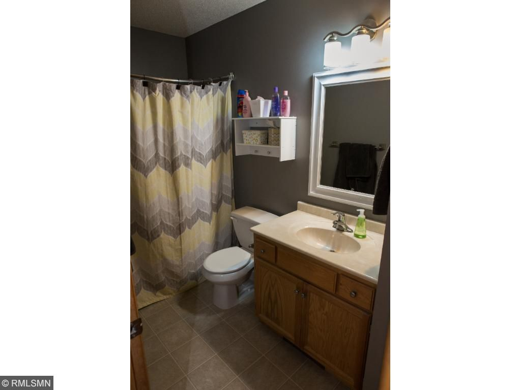 Lower level 3/4 bath just completed!