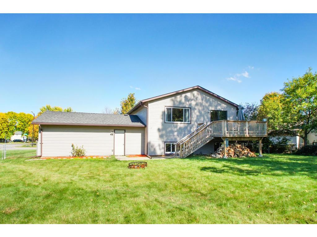 Situated on a 0.25 acre lot, your spacious backyard is fully fenced.