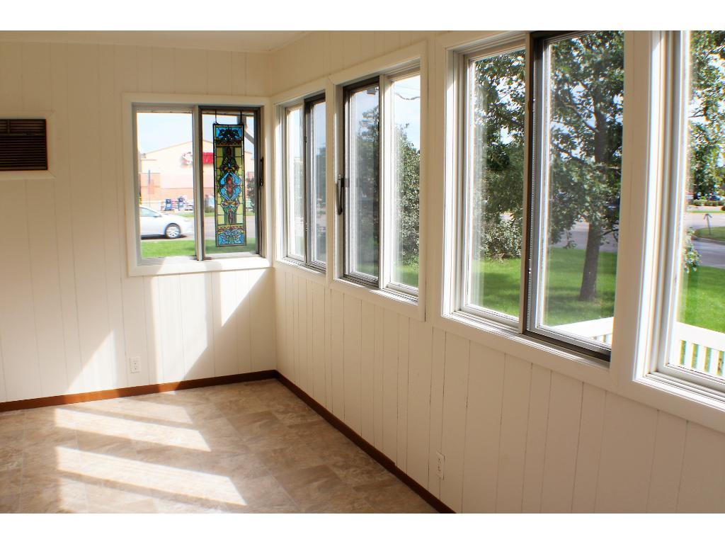 Enjoy this 4 season porch no matter the season.