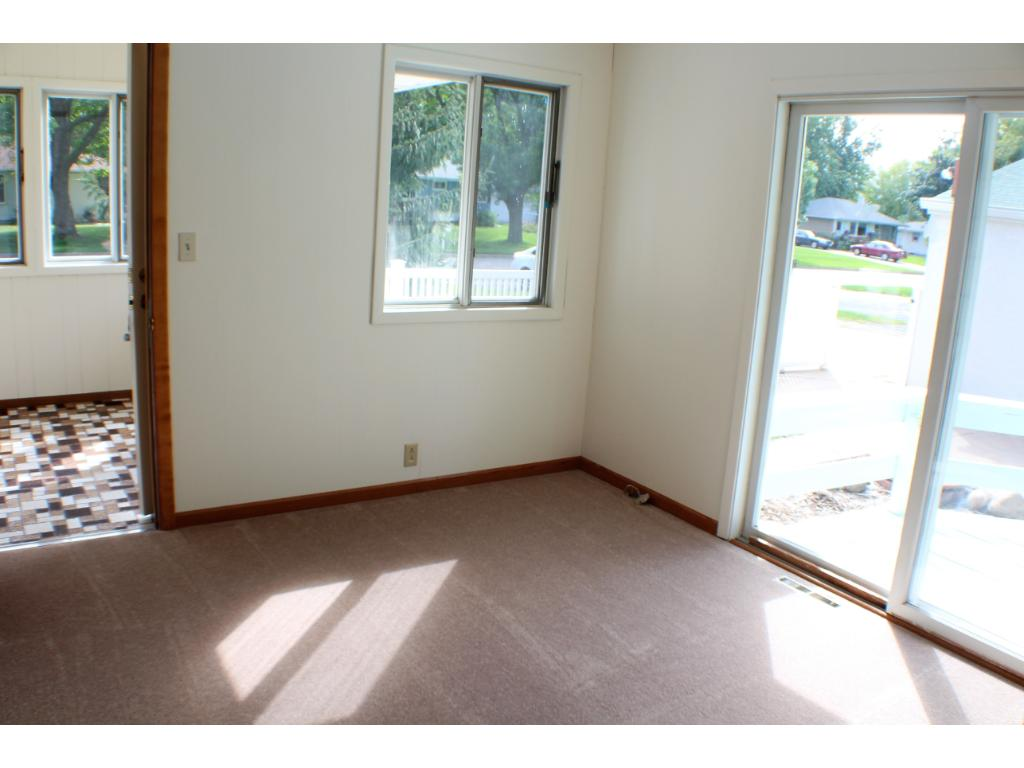 2nd bedroom can double as your den or office, with walkout to deck.