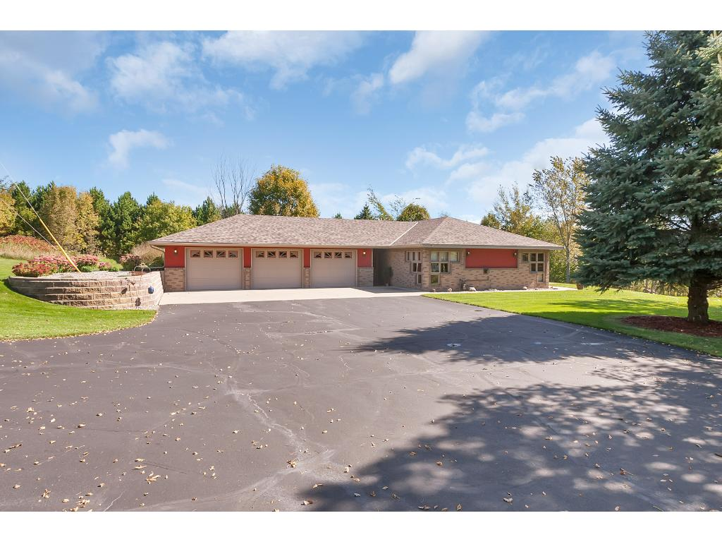 Welcome to 29922 119th Avenue, St. Joseph.  If you're looking for a bit of country living this beautiful home will be a perfect fit.