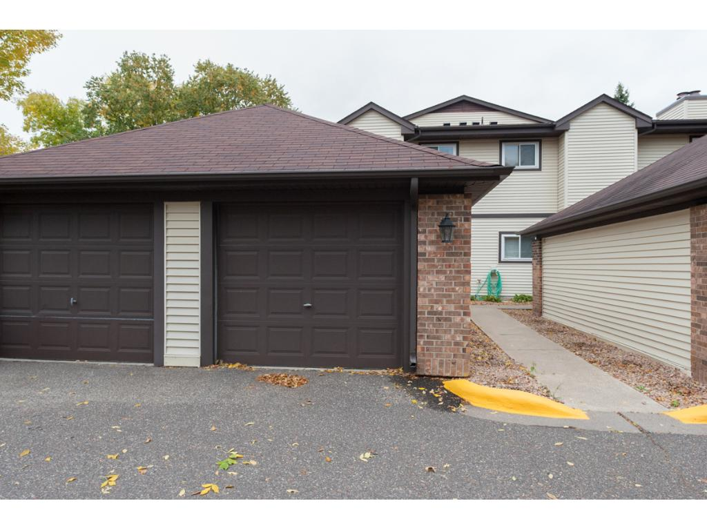 Unit comes with one private garage stall located right outside the home.