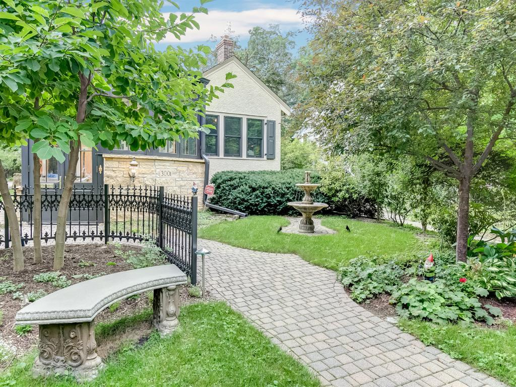 Beautiful one of a kind home. Nicely cared for and maintained. Professionally landscaped with fountains and lighting!