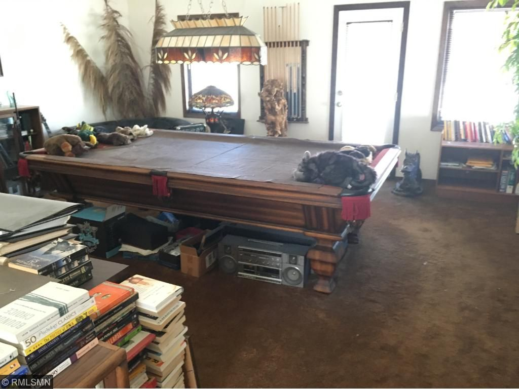 3rd floor loft area - great additional space to hang out with family and friends.