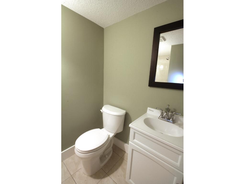 Lower level 3/4 bathroom just added.