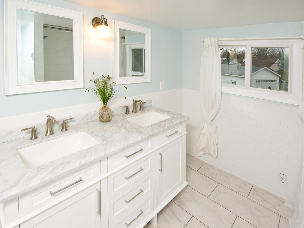 His & Hers basin sinks