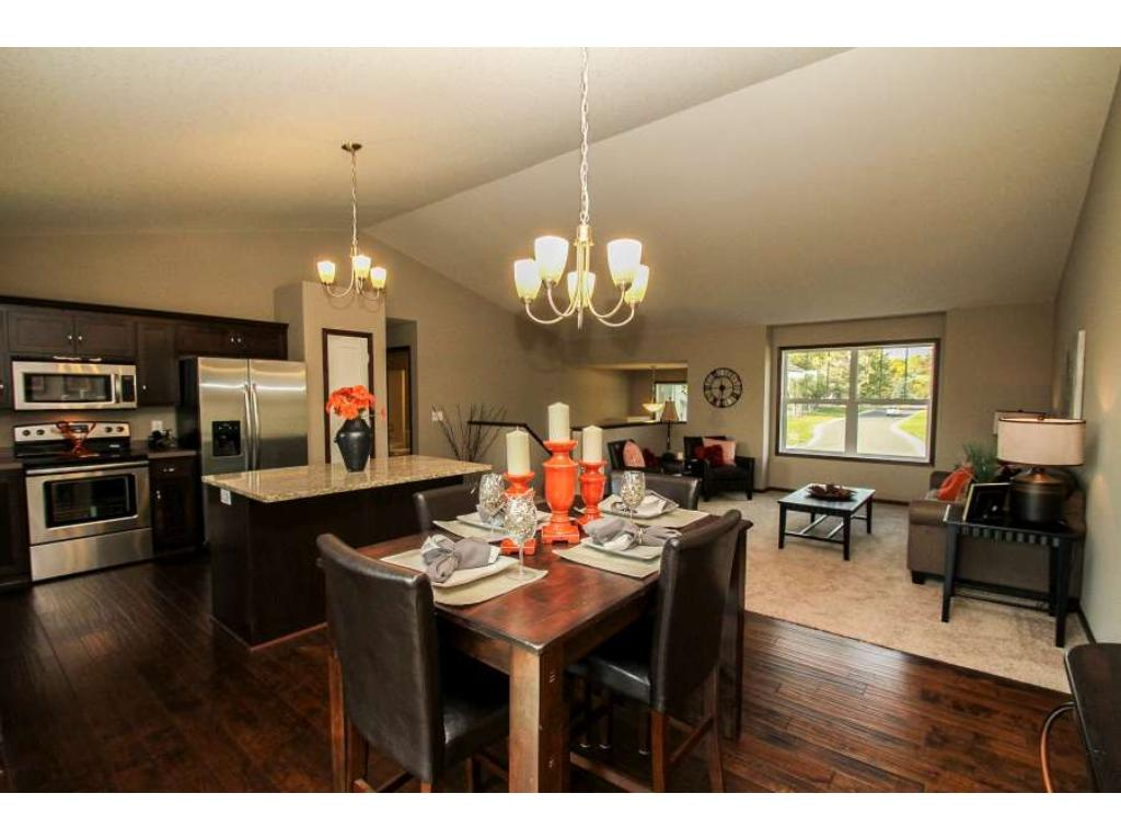 Vaulted Ceilings and Natural Lighting