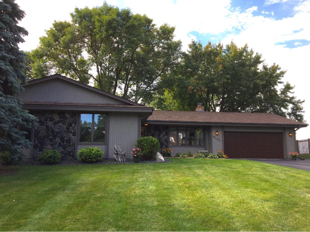 Great curb appeal - great condition, great location - put this on your list to see.