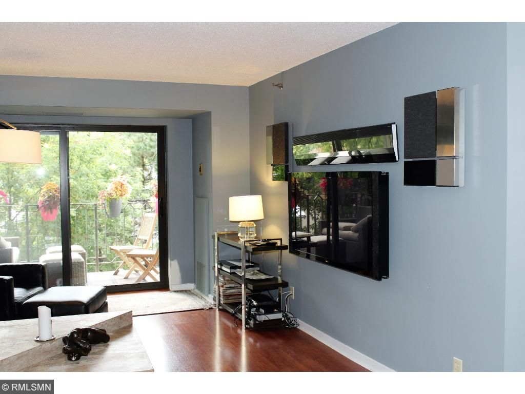 50 inch Pioneer Elite flat screen TV and a Bang & Olufsen stereo system is included!