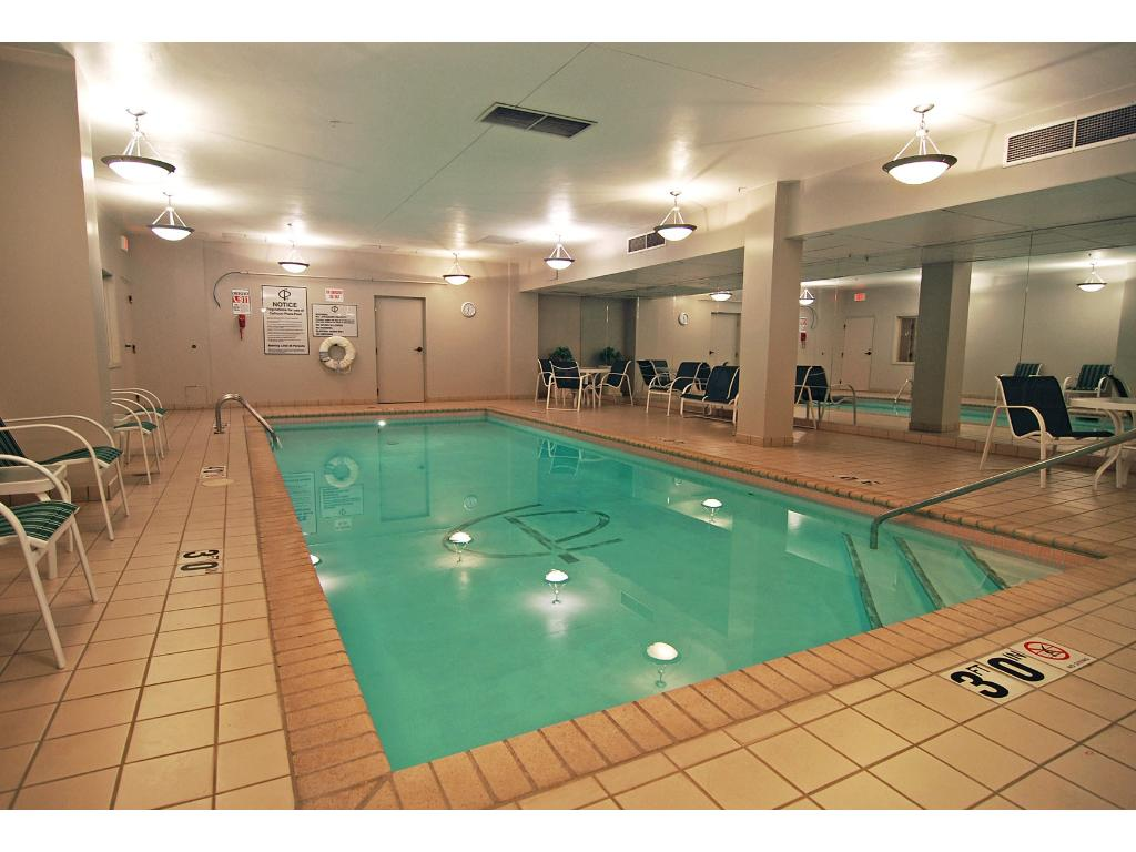 Built in the mid-1980's and recently renovated, the building features great amenities including an indoor pool, party room, & fitness center.
