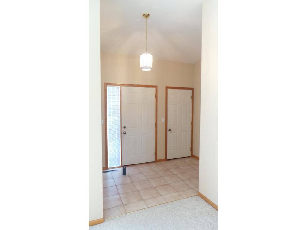 large entry way