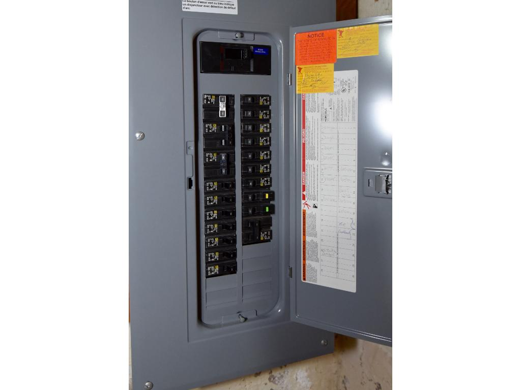 Recently updated electrical system