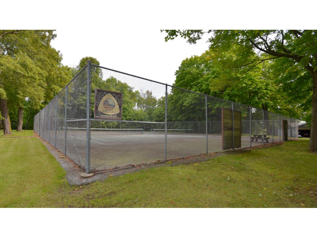 Park across the street from this property features tennis courts, playground equipment and picnic shelter plus plenty of room to walk the dog!
